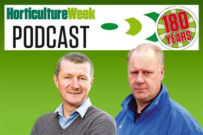 Horticulture Week Podcast: Andy Bunker from Alton Garden Centre on plant supply issues, peat sales and plant trends