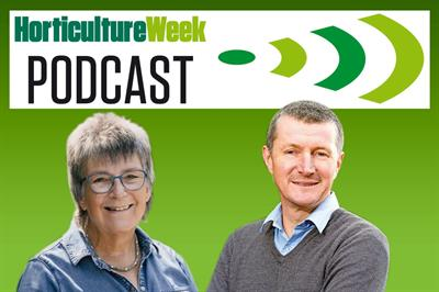 Horticulture Week Podcast: 'Life's not easy being a nurseryman' - Herb 'Queen' Jekka McVicar on how she makes it work