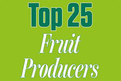 Top 25 UK Fruit Producers listing finds pre-pandemic production in good health