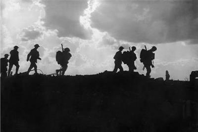 The First World War is no battleground for brands