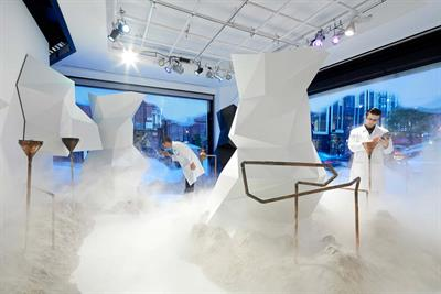 Selfridges sparks sensory overload in personalised Fragrance Lab experience