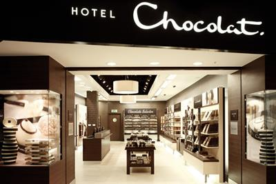 Digital shops eye Hotel Chocolat job
