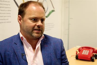 'Digital has been the salvation in marketing': DirectLine's marketing director Mark Evans