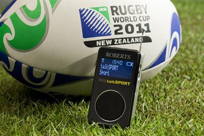TalkSport writes a limerick for digital radio