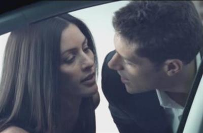 Euro RSCG ad encourages sexy driving in Peugeot ad