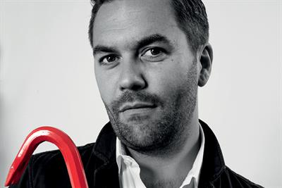 Grey London's Nils Leonard: use creativity to make something that matters in the world