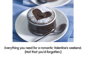 Waitrose releases Valentine's print campaign