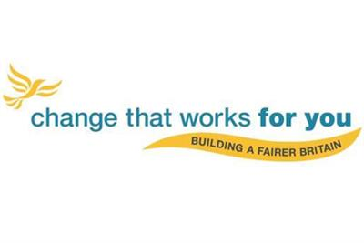 Lib Dems promise 'fairness' and 'change' in campaign slogan