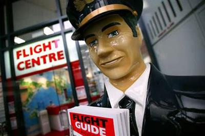 Initiative picks up Flight Centre brief