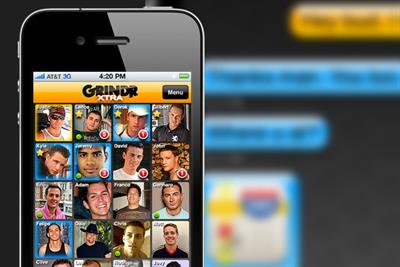 Grindr most popular app at Cannes Lions 2013