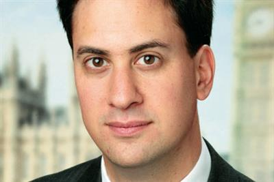 Ed Miliband addresses 'crisis of representation' of women