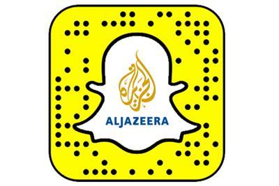 Snapchat has removed Al-Jazeera from its app in Saudi Arabia