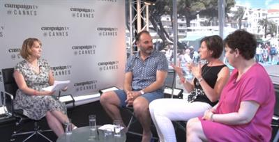 Tech is changing consumers - what's the impact on big brand content marketing? Cannes TV