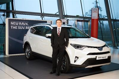 Toyota appoints Skoda's Andrew Cullis as UK marketing boss
