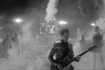 Arctic Monkeys: watch the tactical Brit Awards win ad