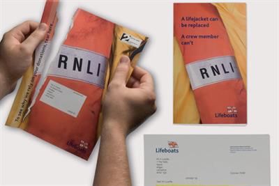 RNLI seeks agencies for fundraising account