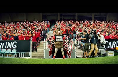 Carling ad aims to build anticipation for new football season