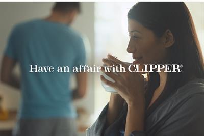 Clipper Teas launches TV campaign