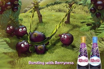 Ribena fends off complaints about nutrition exaggeration