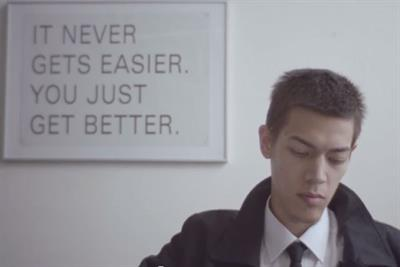 Benetton follows gay kiss ads with 'unemployee of the year' spot