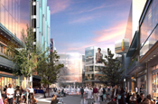 Westfield digital brief for Stratford