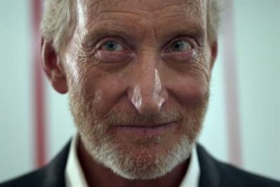 Charles Dance offers comedy turn in faux-rousing Rugby World Cup 2015 speech