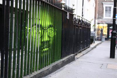 Amnesty launches street art campaign for death row convict