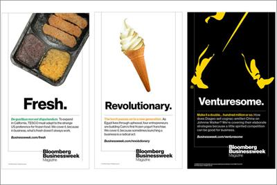 Bloomberg Businessweek puts mag's 'personality' in the spotlight