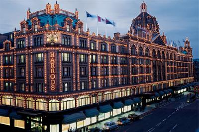 Harrods hands creative account to TBWA\London