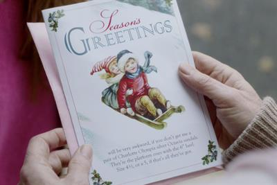 Harvey Nichols eradicates dud gifts with Christmas campaign