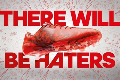 Adidas sees biggest rise in negative sentiment for FIFA scandal, McDonald's smallest