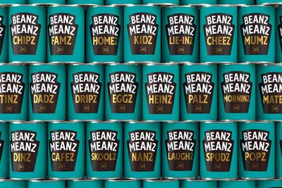 Heinz marks 50 years of 'Beanz Meanz Heinz' with personalised cans and dining experience bus tour
