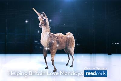 Reed.co.uk sponsors Channel 5