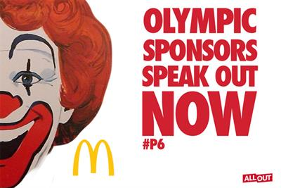 Sochi 2014: How sponsors have responded to calls for them to defend gay rights