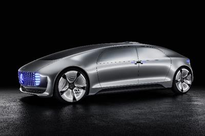 CES 2015: Mercedes-Benz reveals autonomous-driving 'lounge on wheels'