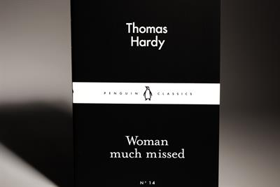 Literary insights - 14: Woman Much Missed