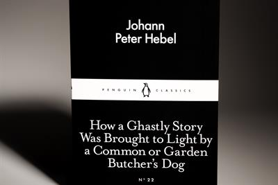 Literary insights - 22: How a Ghastly Story was Brought to Light by a Common or Garden Butcher's Dog