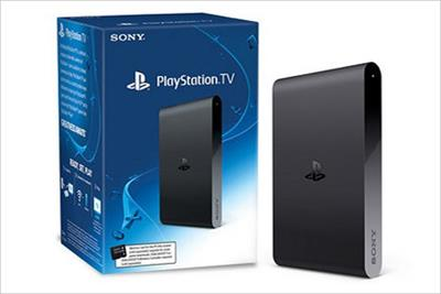 Sony's PlayStation TV game and movie-streaming set-top box to go on sale in November