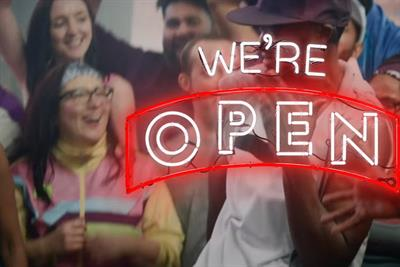 A deaf dancer feels the beat for Smirnoff's 'We're Open' campaign