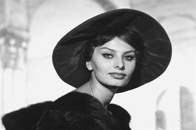 Sophia Loren: an infinite influencer