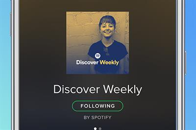 Spotify urges brands to embrace 'streaming state of mind'
