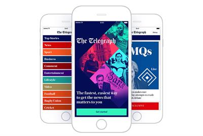 Telegraph poaches ex-iAd exec to head up Apple News