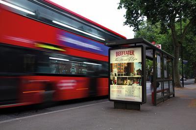 TfL's bus-shelter battle confirms value of OOH