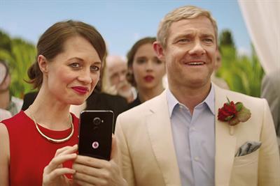 "Turkey of the week: Vodafone ""Mr Interruption"" by Ogilvy & Mather London"