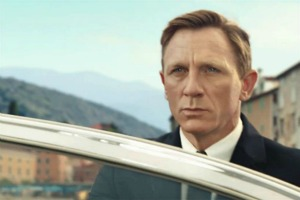 James Bond has joined Snapchat and he needs to take a break