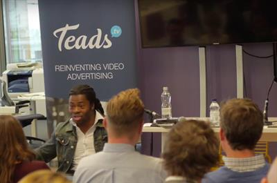 Ade Adepitan on how he fell in love with sport: video