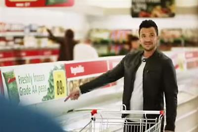 Top 10 ads of the week: Iceland and Peter Andre retain top spot