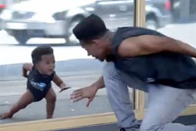 Top 10 most-shared baby ads