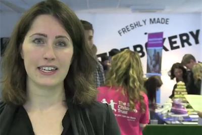 Watch: Vizeum wins The Great Agency Bake Off