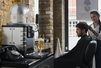 Heineken launches Blade, the 'Nespresso' for beer